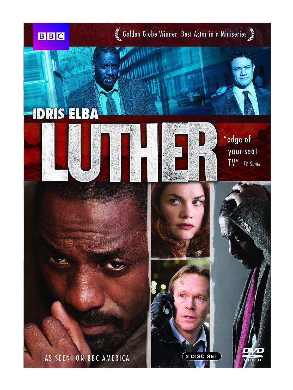 Amazoncom Luther Idris Elba Steven Mackintosh Warren
