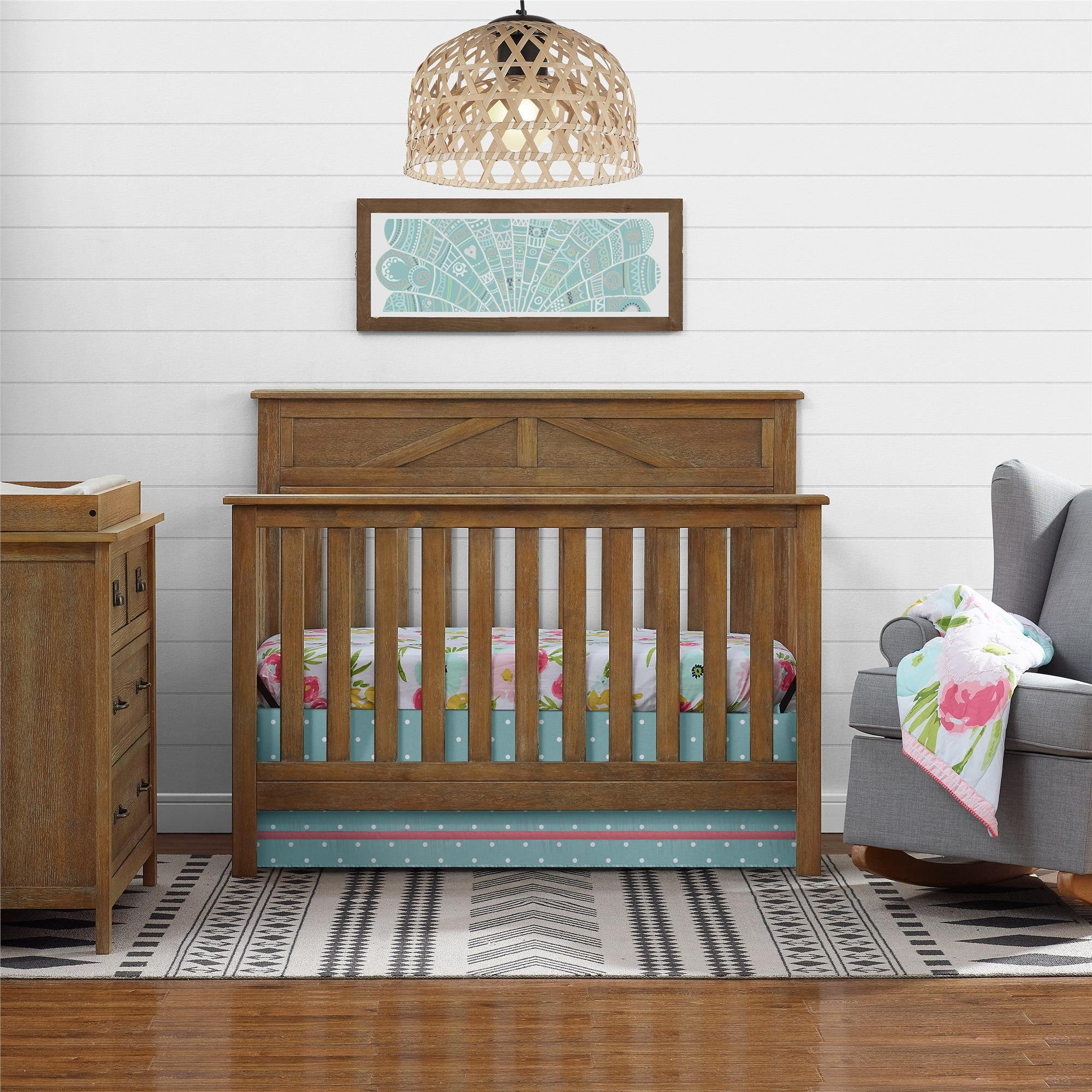 Baby Relax Hathaway Topper, Rustic Coffee by Baby Relax (Image #4)