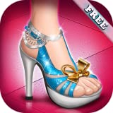 High heels Shoes Designer for girls - Free shoes maker game for girl and kids !