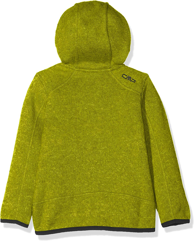 CMP Knit Tech 3H60844 Giacca di Pile Bambino