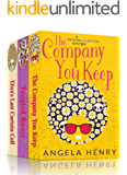 Kendra Clayton Mystery Box Set: The Company You Keep, Tangled Roots, Diva's Last Curtain Call