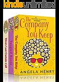 Kendra Clayton Mystery Box Set: The Company You Keep, Tangled Roots, Diva's Last Curtain Call