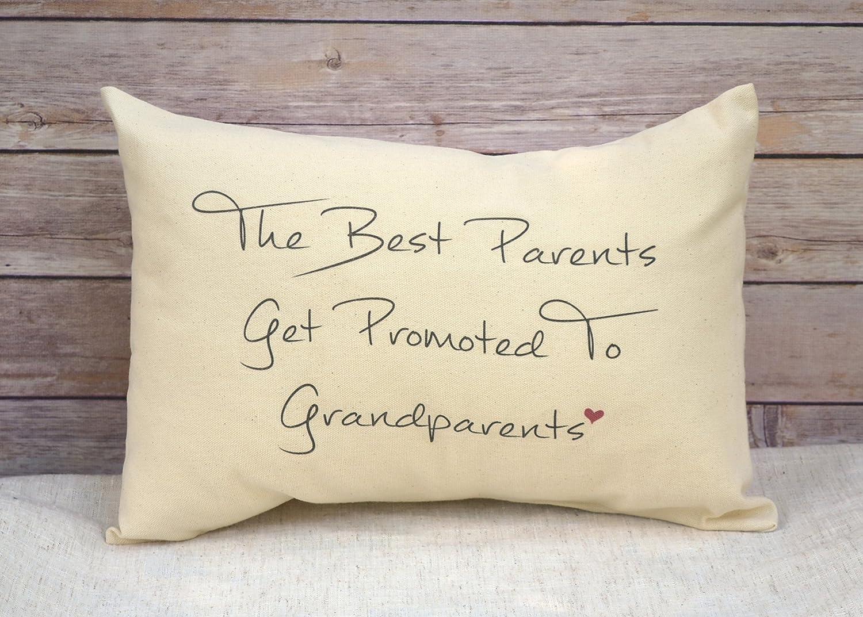 Personalized Grandparent Pillow, Pregnancy Announcement Pillow ...