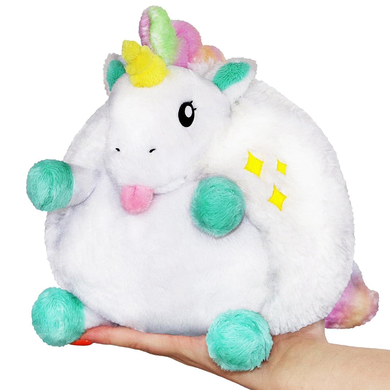 7 SG/_B07956V8YV/_US Mini Baby Unicorn Plush Squishable