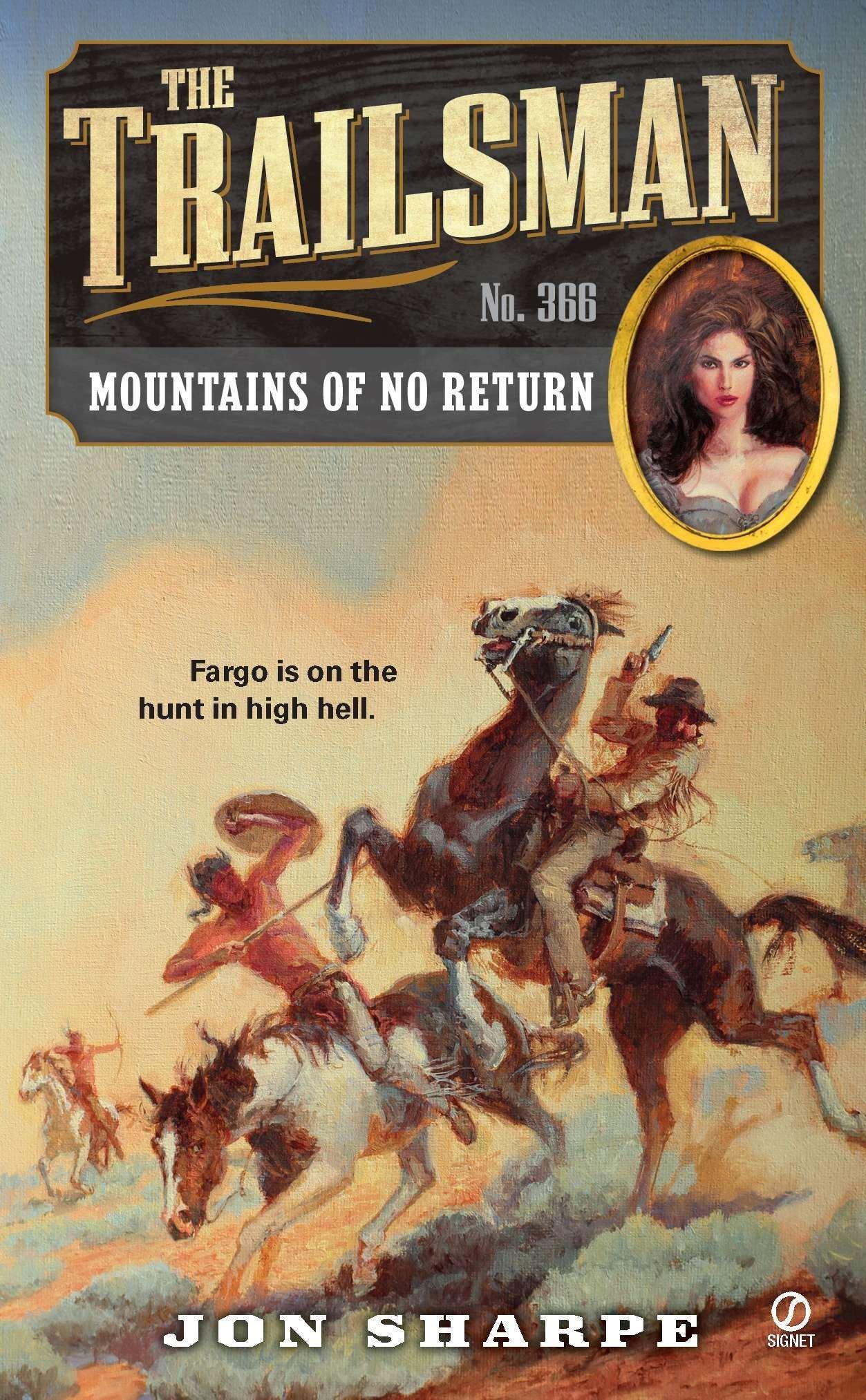 Download The Trailsman #366: Mountains of No Return pdf