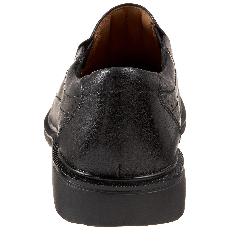 Clarks Unstructured Men's Un.Sheridan Dress Casual Slip On,Black,8 XW US:  Amazon.in: Shoes & Handbags