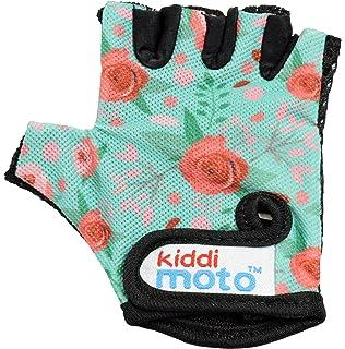 Kids//Adult Cycling Padded Gloves Sports Mitts Bike MTB Skate Fingerless HOT UK