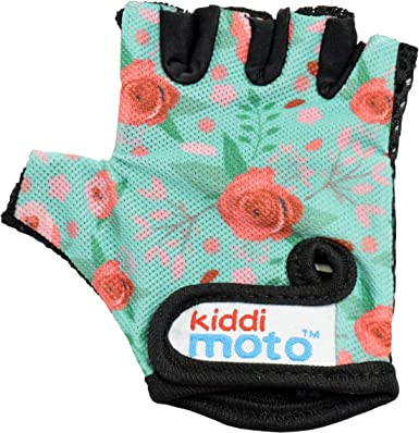 Kinder Fahrradhandschuhe Halbfinger Fahrrad MTB Junge Mädchen Fingerlose Gloves