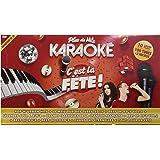 Plus de hits karaoké : c'est la fête ! - coffret 10 DVD + micro