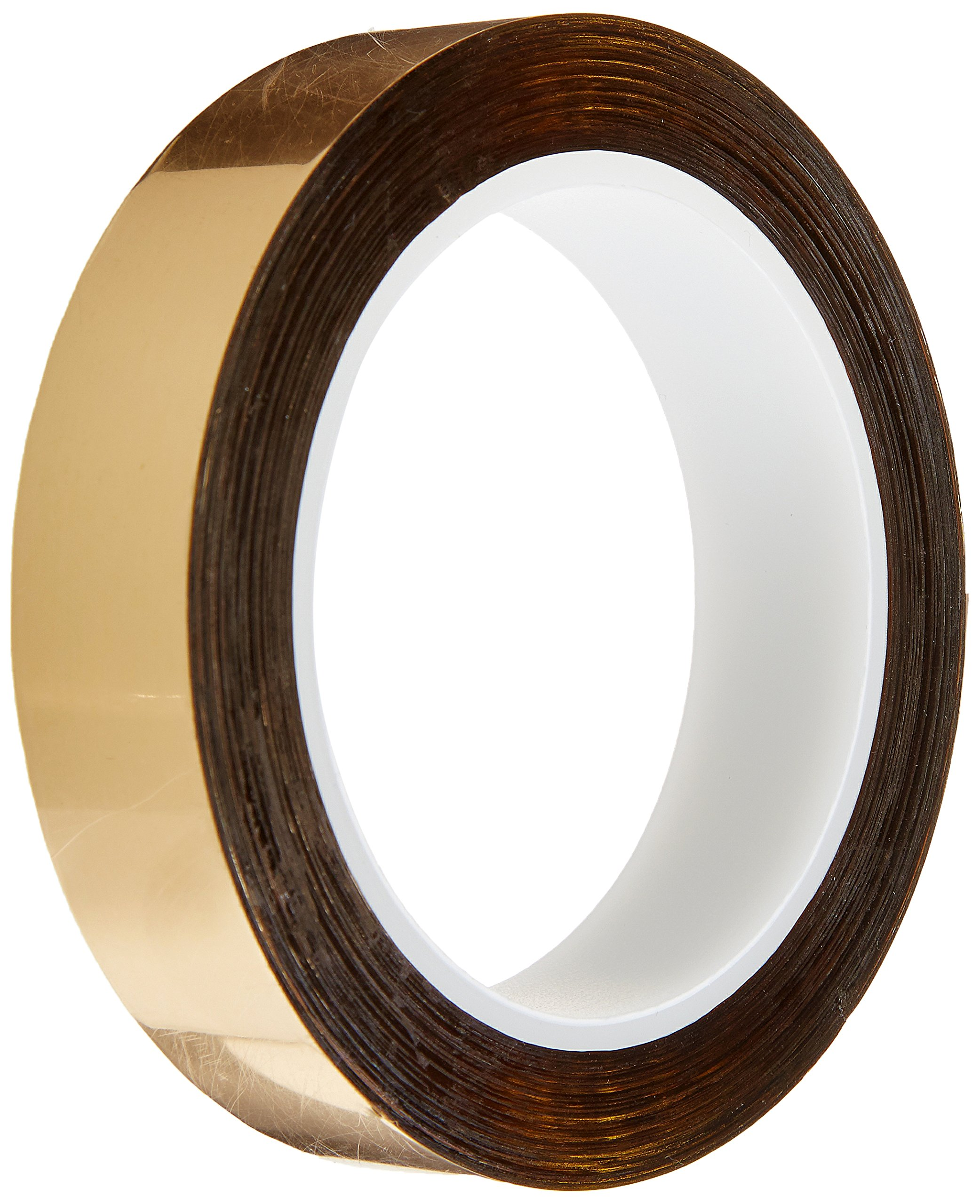 CS Hyde 24-MF Gold Metallized Mylar Tape, 0.875'' x 36 Yards by CS Hyde