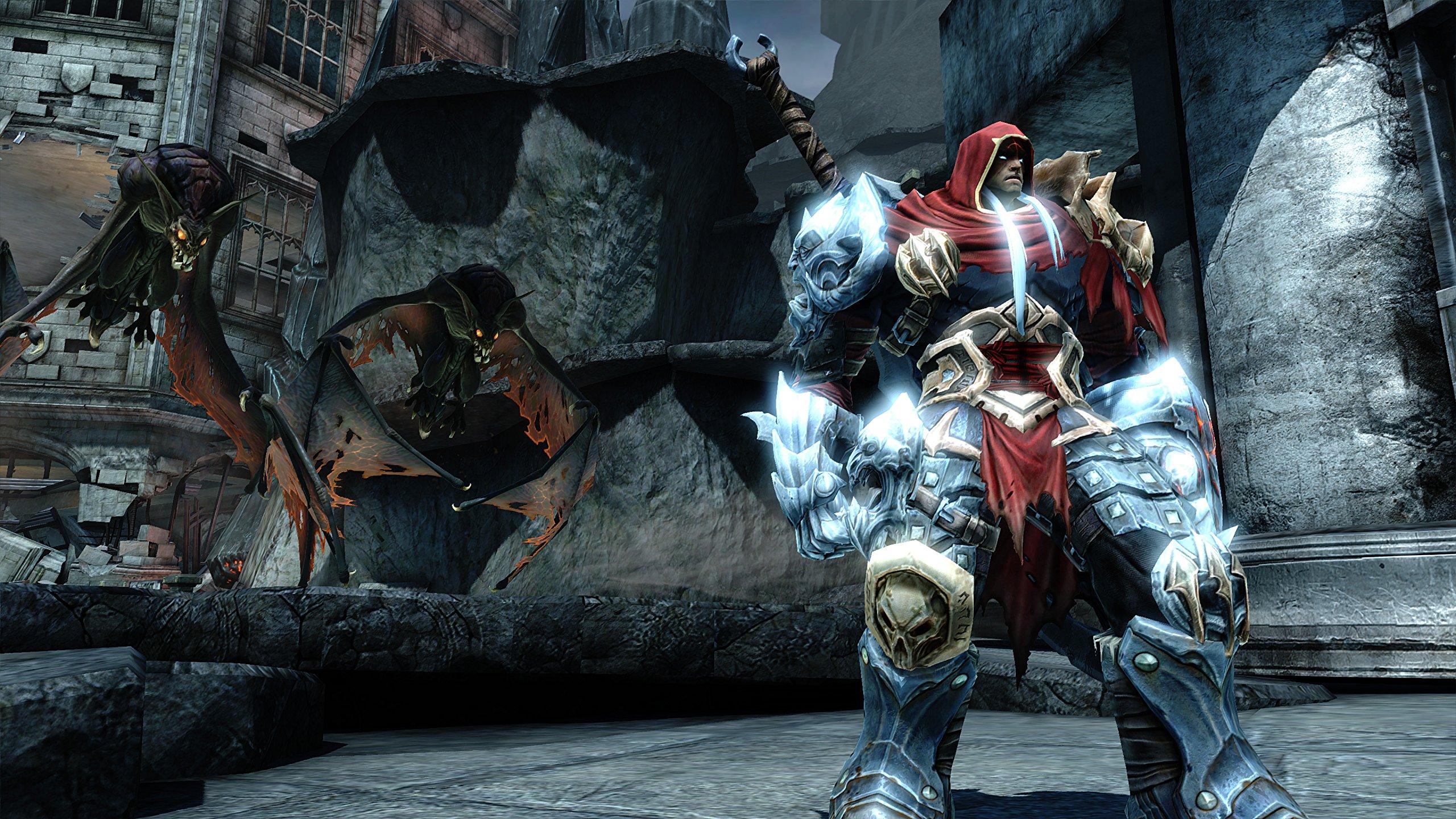 Amazon.com: Darksiders: Warmastered Edition (Wii U) - Wii U ...