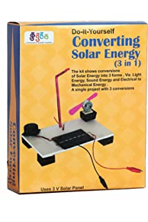 Buy do it yourself hydroelectricity educational toy kit online at do it yourself multiple solar energy conversion kit educational learning toy solutioingenieria Gallery