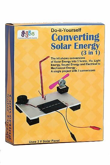 Buy do it yourself multiple solar energy conversion kit do it yourself multiple solar energy conversion kit educational learning toy solutioingenieria Choice Image