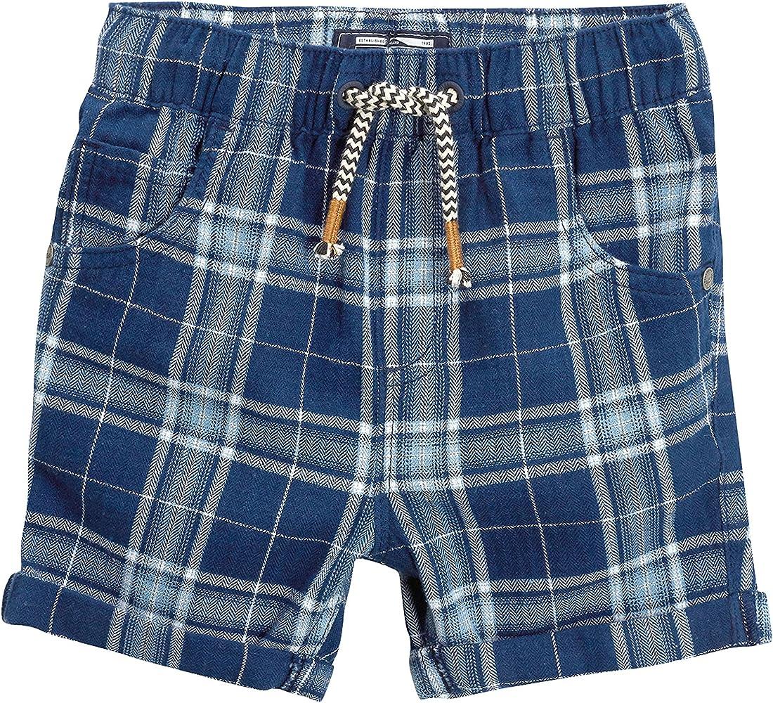 next Niños Pack De Dos Pantalones Cortos (3 Meses - 6 Años) Blanco/Comprobar 5-6 años: Amazon.es: Ropa y accesorios