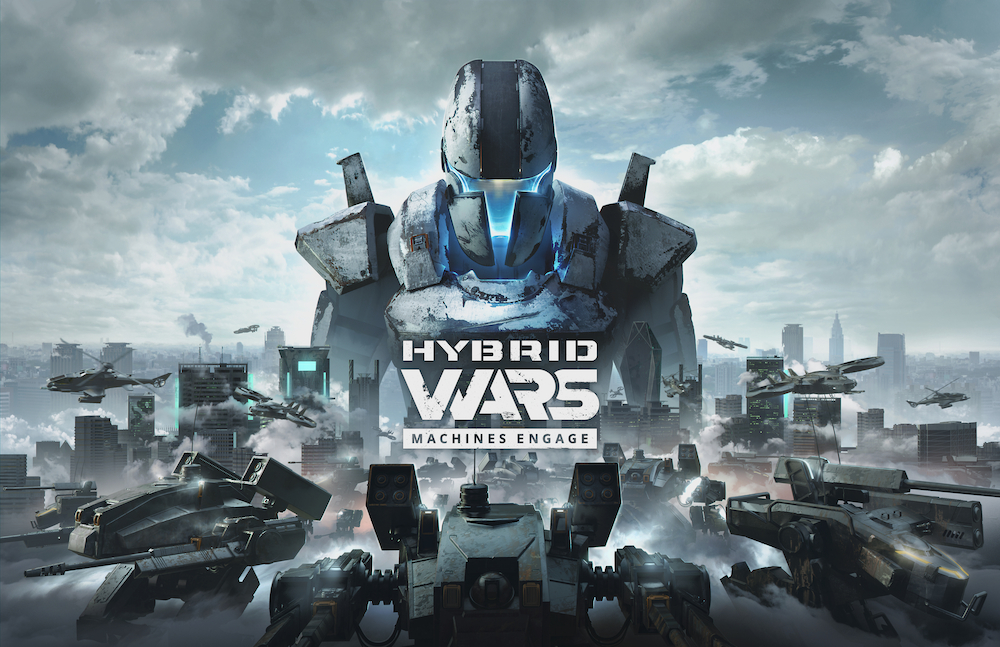 Hybrid Wars Deluxe Edition + Season Pass [Online Game Code]