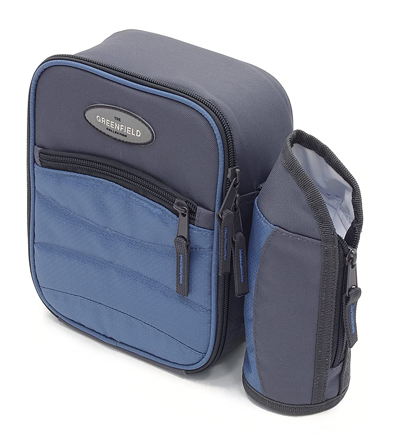 Greenfield Collection 8 Litre Luxury Lightweight Cool Bag - Midnight Blue Kondor L&G CB003H