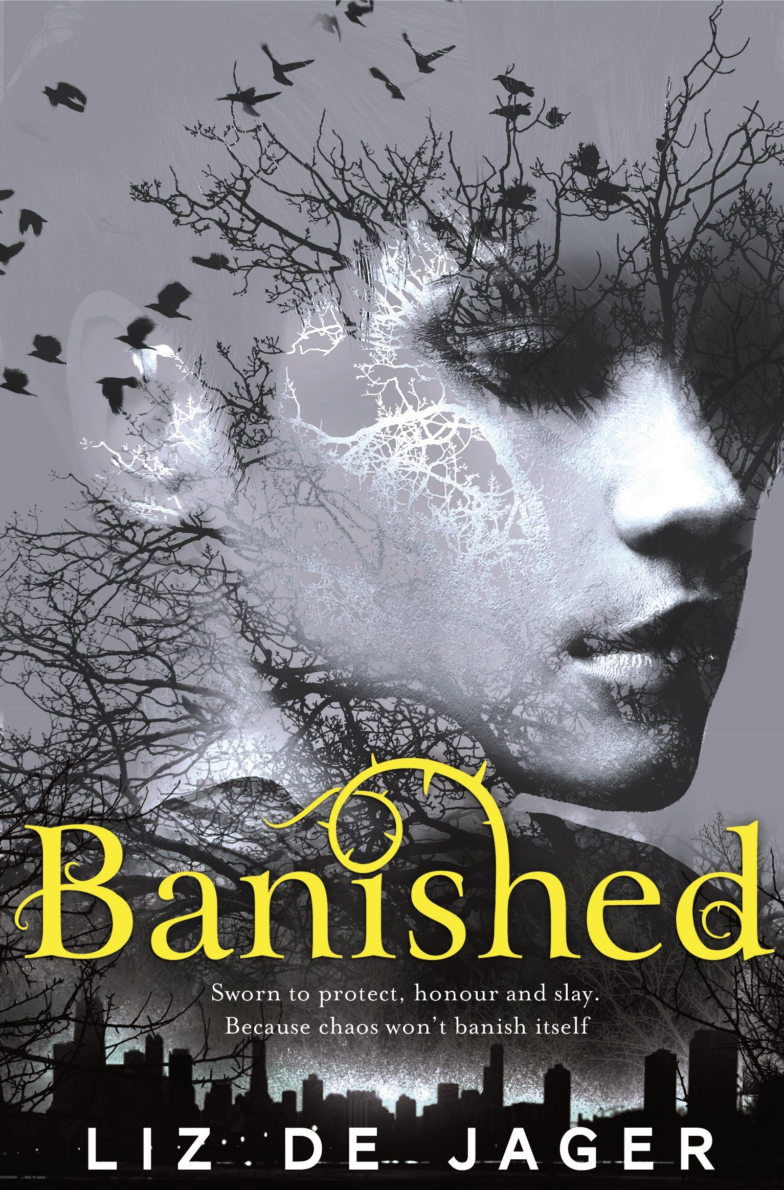 Read Online Banished (The Blackhart Legacy, #1) ebook