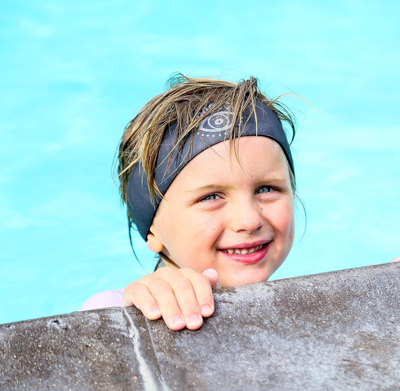 CHILDREN/'S SWIMMING EAR HEAD BAND IT NEOPRENE WETSUIT KIDS HEADBAND ALL SIZE