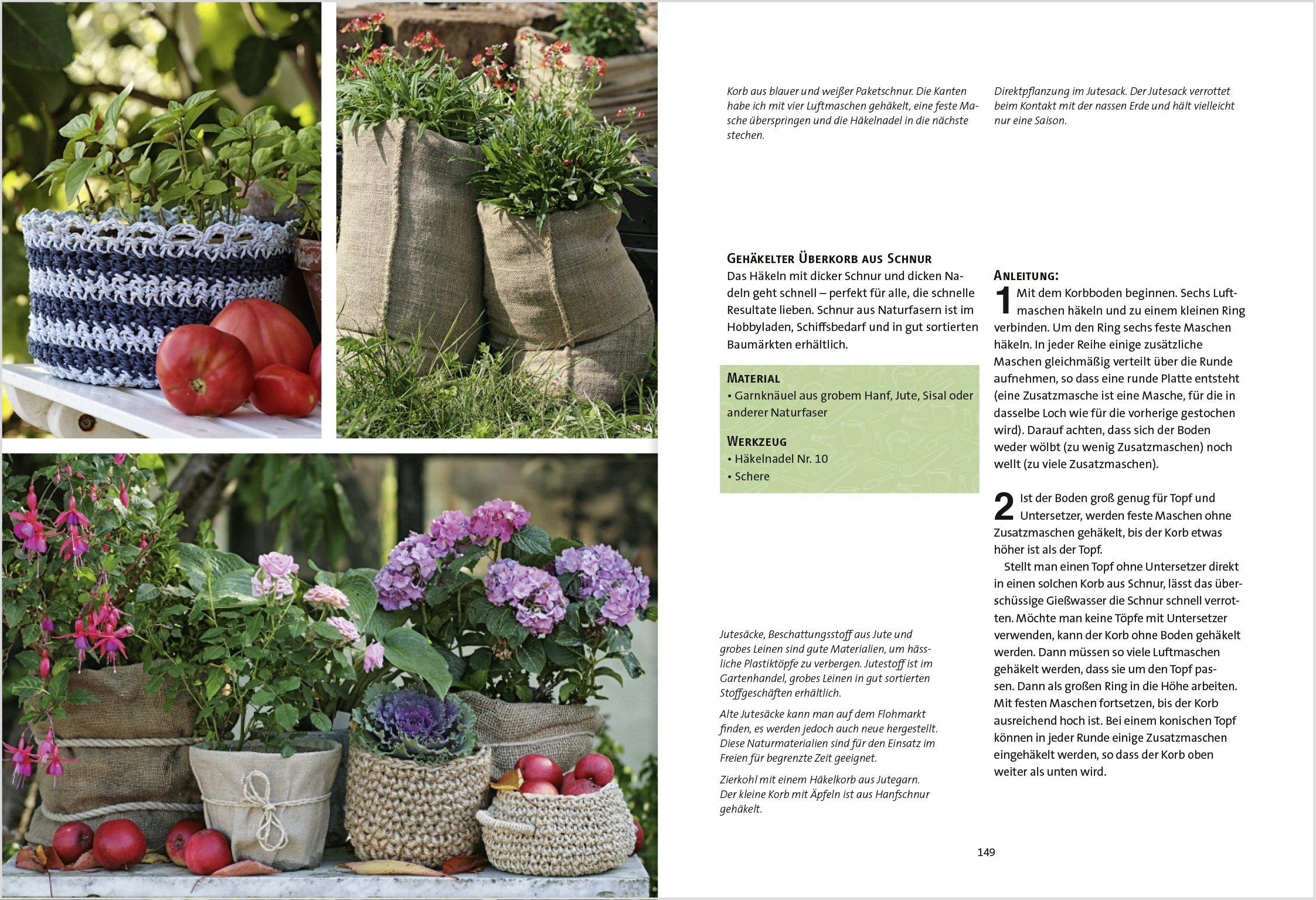 100 Kreative Garten Projekte 9783784353517 Amazoncom Books