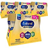 Enfamil NeuroPro Ready to Feed Baby Formula, Ready to Use, Brain and Immune Support with DHA, Iron and Prebiotics, Non-GMO, 8
