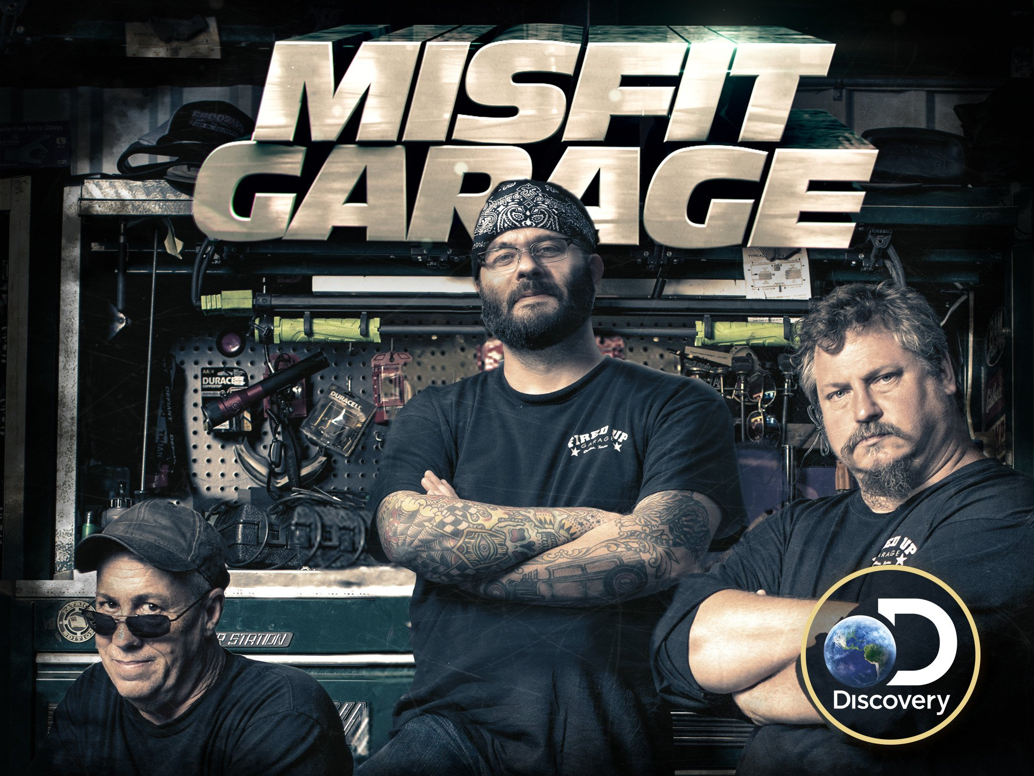 Amazon com: Watch Misfit Garage Season 5 | Prime Video