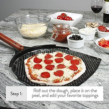 Love This Kitchen Ultimate Pizza Stone And Pizza Bundle Amazon De Kuche Haushalt