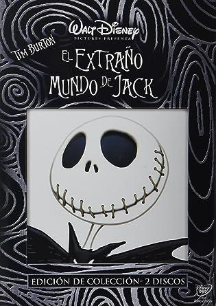 a1f8c546be2 Image Unavailable. Image not available for. Color: El Extraño Mundo de Jack