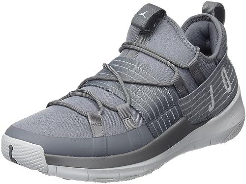 Gris Zapatos Pro Baloncesto Jordan Hombre Para Trainer De Nike PvH8wnqH