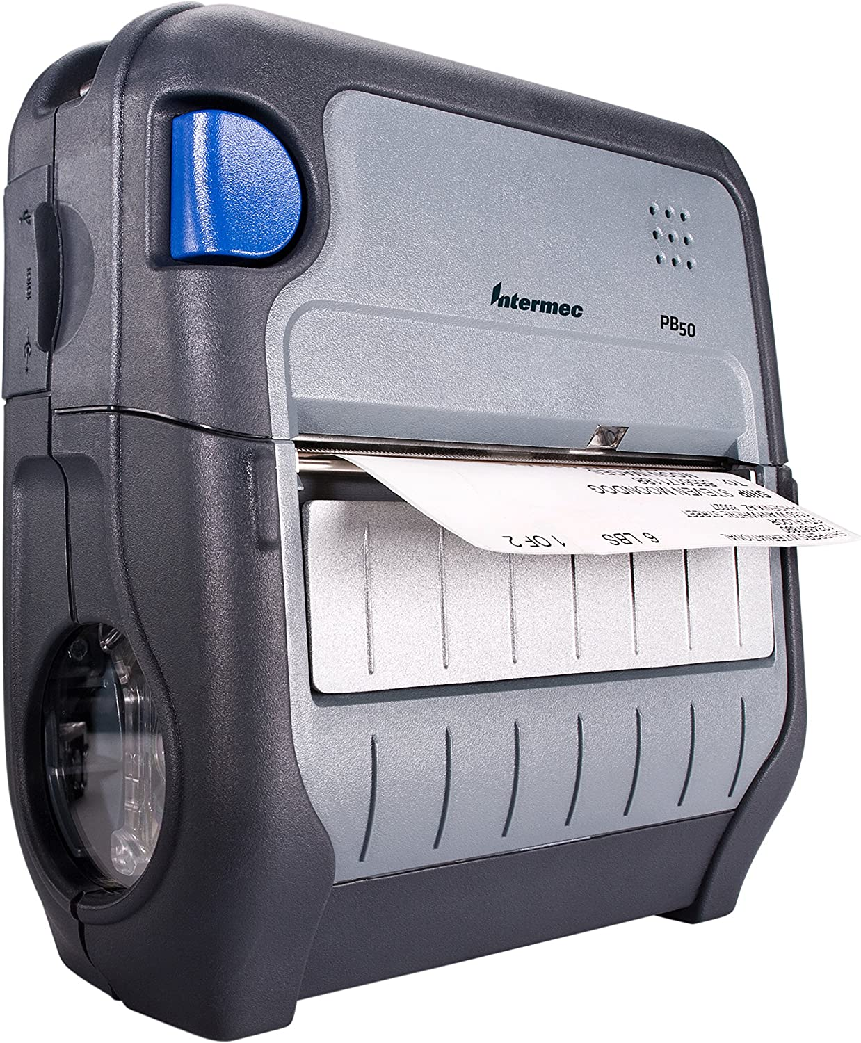 Honeywell Label Printer - Thermal Paper - Roll (4.4 in) - 203 dpi - up to 240 inch/min - USB 2.0, Serial, Wi-Fi