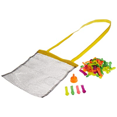 Toss 'Em Water Bomb Balloon Tote: Toys & Games