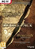 Patrician IV Gold and Port Royale 3 Gold Double Pack (PC DVD)