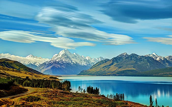 Top 9 Jigsaw Puzzle Mountain Nature