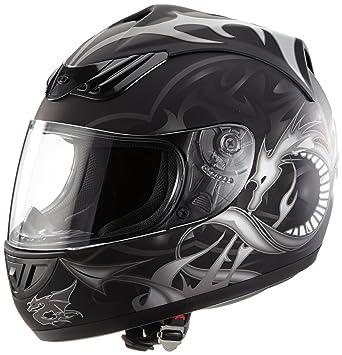 Hjc Fg 17 >> Cascos de moto negro mate | Cascos de moto