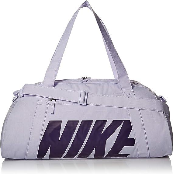 utilizar Granjero matriz  Nike BA5490-530 Bolsa de Viaje, Amethyst Tint/Amethyst Tint/Grand Purple:  Amazon.com.mx: Ropa, Zapatos y Accesorios