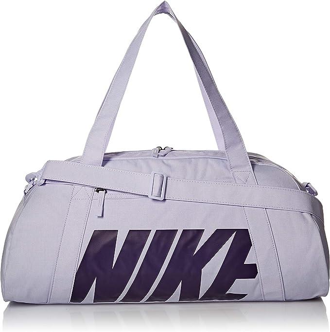 Amazon.com: Nike Gym Club para mujer, Morado, MISC: Clothing