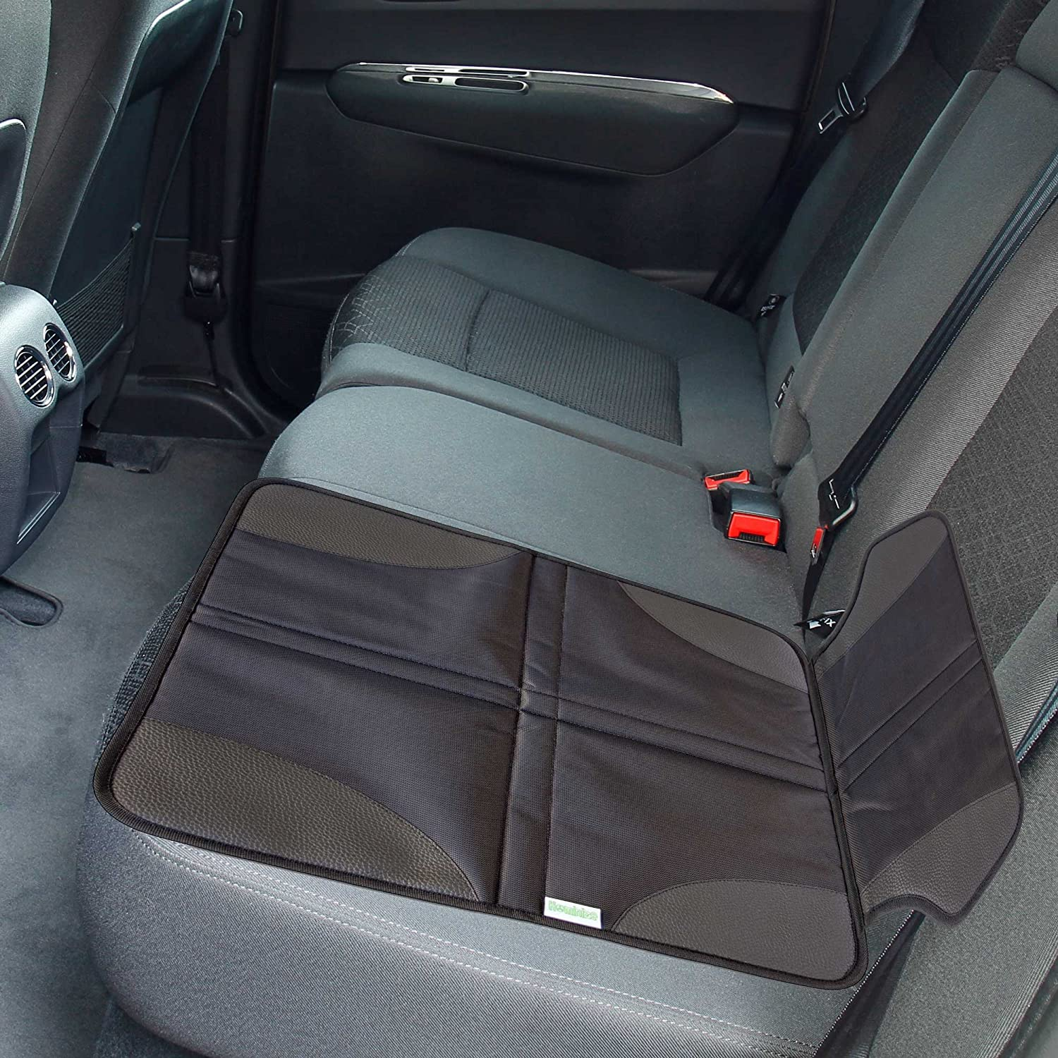 Hominize Car Seat Protector - Premium Seat Saver for Baby Carseat/Booster - Extra Large