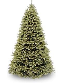 national tree 75 foot feel real downswept douglas fir tree hinged pedd1