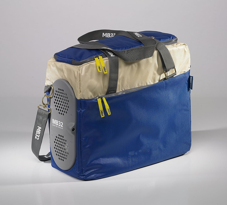 Fein Mobicool 9103500794 Mb32 Power Dc Kühltasche Mit 12-volt-anschluß Camping-küchenbedarf