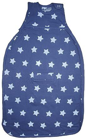 Merino Kids Saco de Dormir Noche Estrellada para Niños de 2-4 Años, Midnight Blue: Amazon.es: Ropa y accesorios