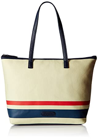 Caprese Women's Tote Bag  Soft Yellow  Totes