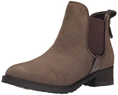 Steve Madden Women's Graaham Boot, Brown Nubuck, ...