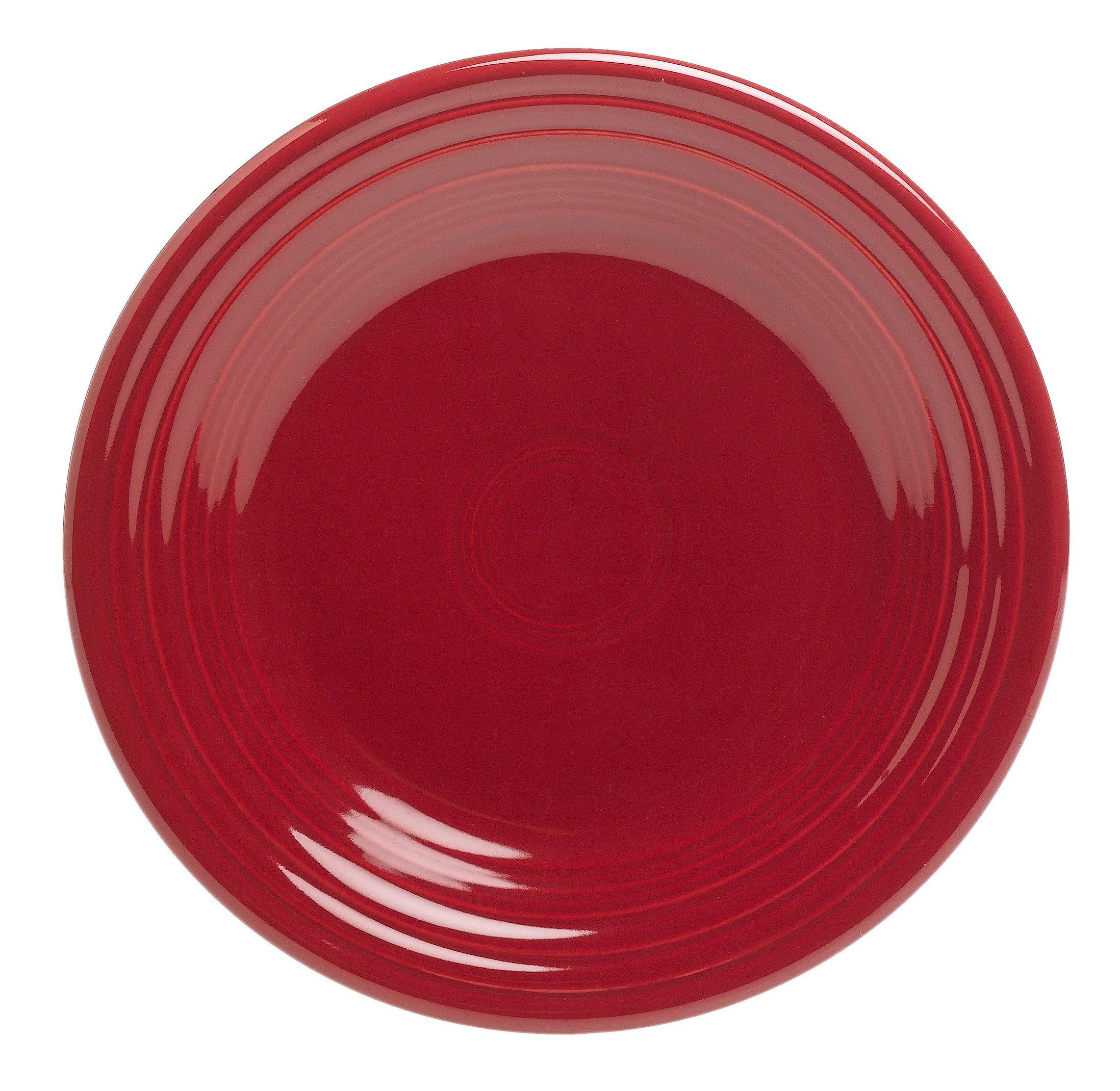 Fiesta 19-Ounce Medium Bowl, Cinnabar