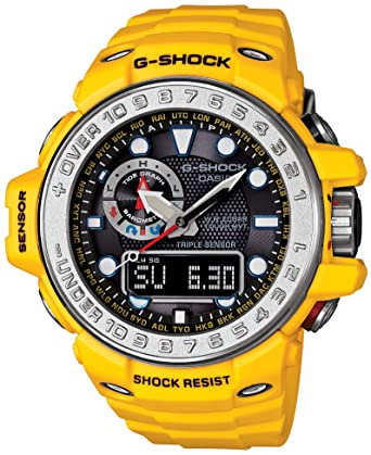 Amazon.com  CASIO G-SHOCK GULFMASTER GWN-1000-9AJF  Watches 8a5c5f6d7a05