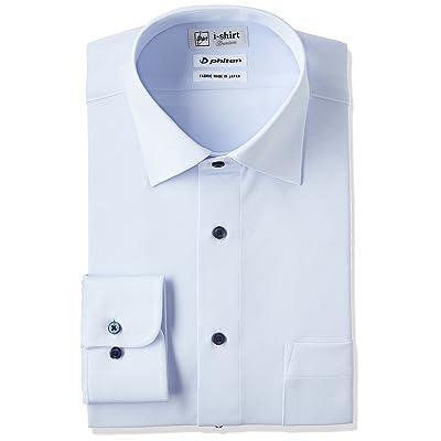 (はるやま) HARUYAMA(ハルヤマ) i-shirt 完全ノーアイロン ファイテン セミワイドカラーアイシャツ