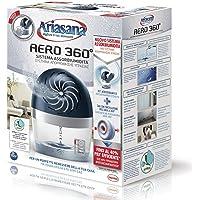 Ariasana 1680706 Aero 360 Kit Assorbiumidità per Tab Ricaricabile, 450g