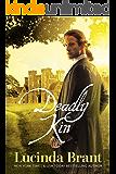 Deadly Kin: A Georgian Historical Mystery (Alec Halsey Mystery Book 4)
