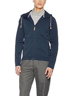 Amazon.com  Fjallraven - Men s Singi Fleece Hoodie, Grey, L  Sports ... 96262e6cc1