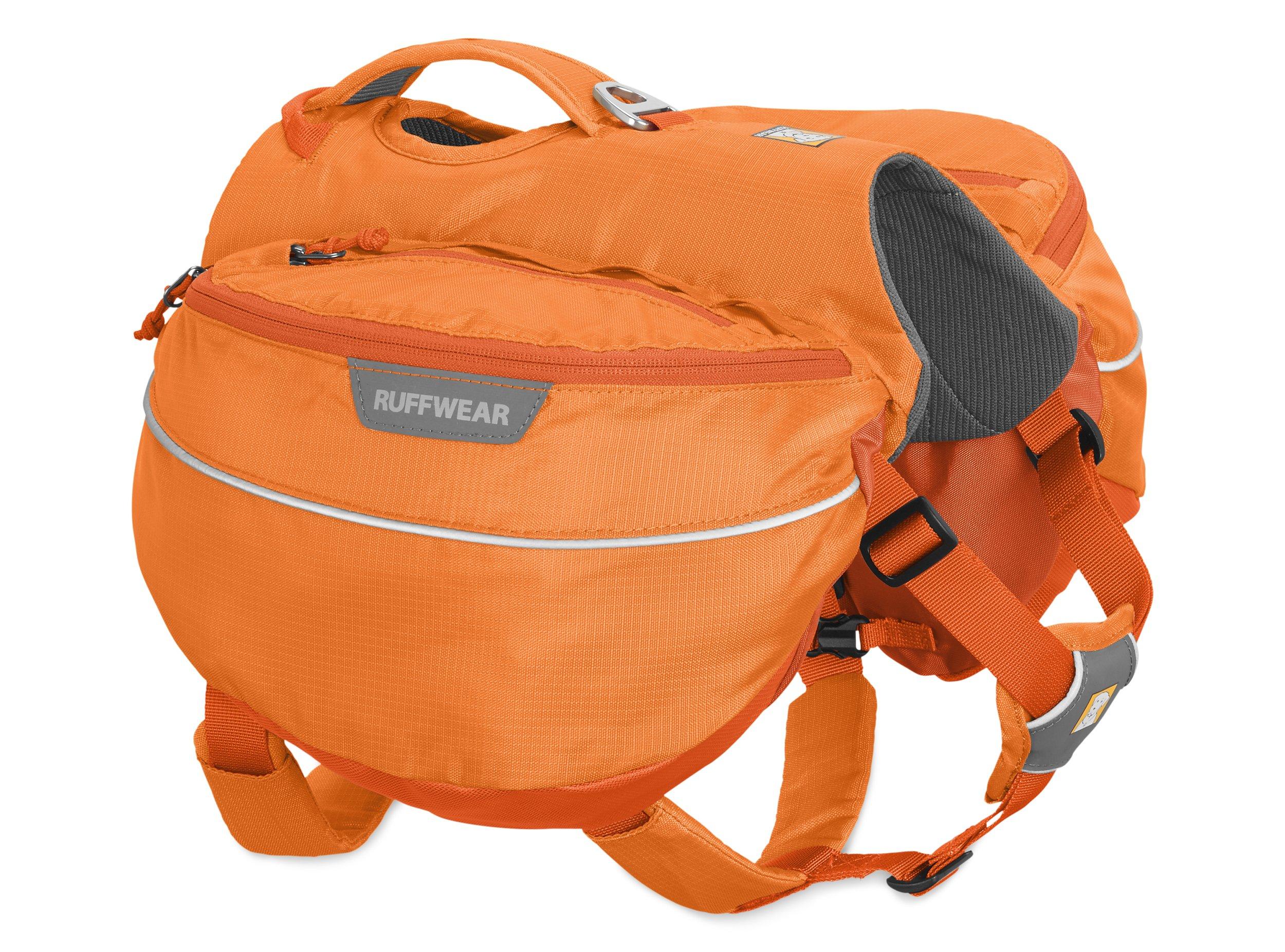 Ruffwear - Aira Hiking Pack for Dogs, Orange Poppy (2017), Large/X-Large