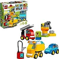 LEGO Duplo 10816 - I Miei Primi Veicoli , Modelli/Colori Assortiti, 1 Pezzo