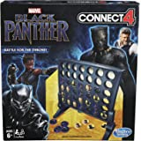 Hasbro Gaming - Black Panther Connect 4 (Marvel)